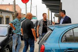 La Policía Nacional desmantela la unidad que investiga a Cursach