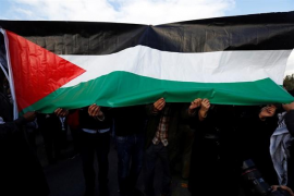 Mueren tres adolescentes palestinos en un ataque de Israel en la Franja de Gaza