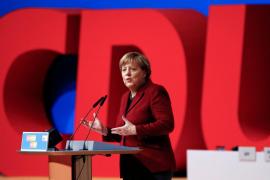 Merkel no se presentará a la reelección como presidenta de la CDU