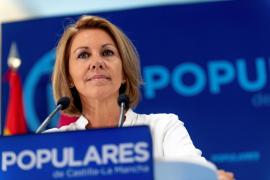 Cospedal dice que las conversaciones de Villarejo y su marido «no cambiaron nada»