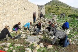 Las excavaciones en el Campament dels Soldats 'despiertan' el pasado