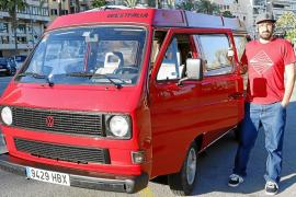 Volkswagen T-3, un vehículo para la aventura