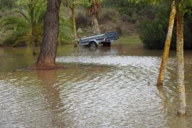 Inundaciones en El Toro