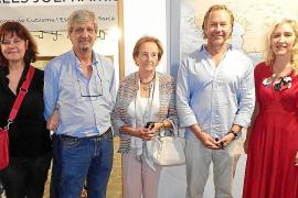 Mariano Mayol presenta su obra en Can Prunera