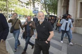 La Audiencia confirma la condena de 8 meses de cárcel a Cursach por tenencia ilícita de armas