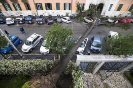 Mueren 6 personas en Italia a causa de un temporal de viento y lluvia