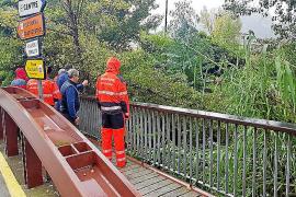 Los vecinos de Sóller critican el estado de los torrentes y piden soluciones