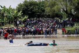 Trump enviará 5.000 militares para frenar la caravana migrante de Honduras