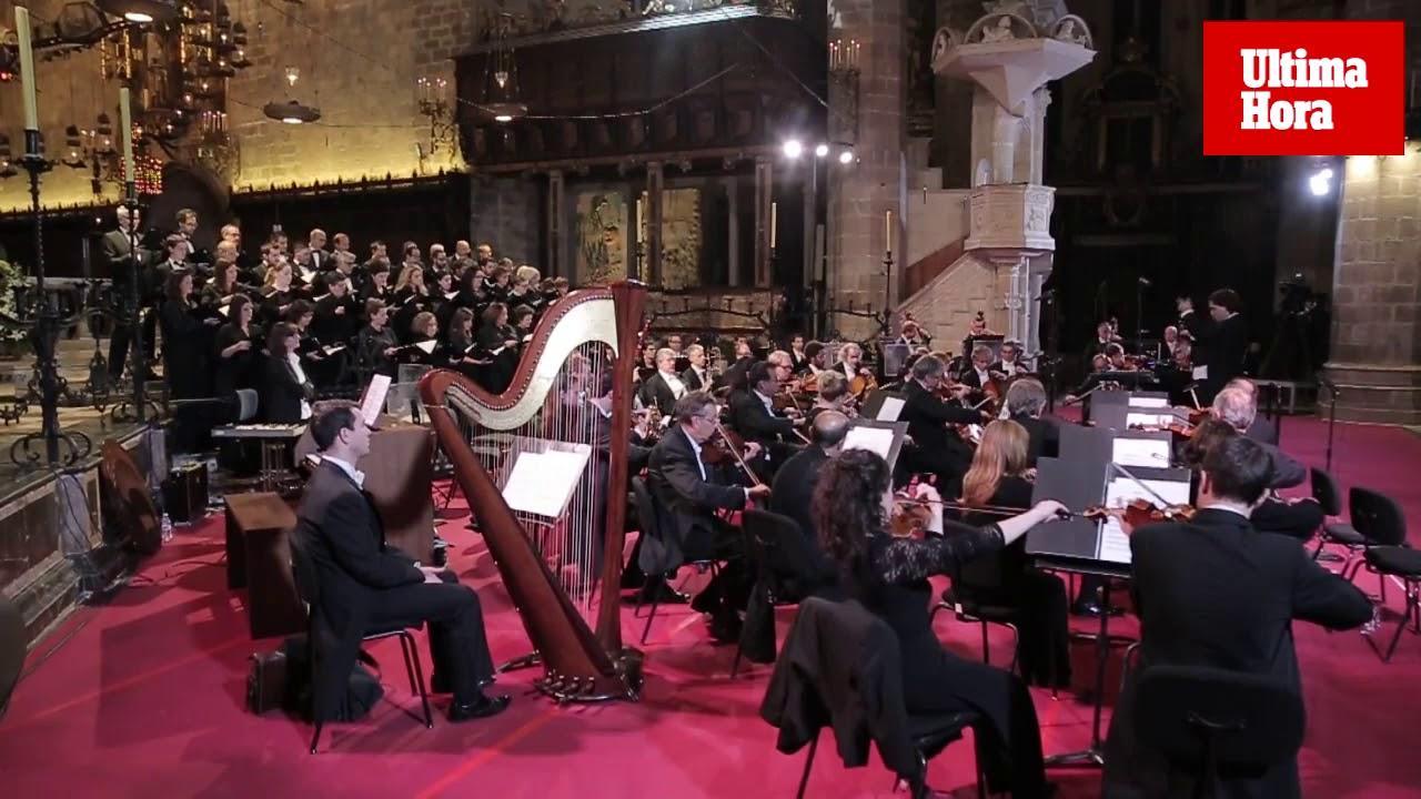 Música solidaria por el Llevant de Mallorca en la Seu