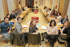 El PSIB nombra un equipo a la medida de Armengol para encarar las elecciones