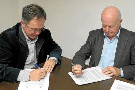 Sant Josep y Sant Antoni firman la puesta en marcha del Proyecto de la Bahía