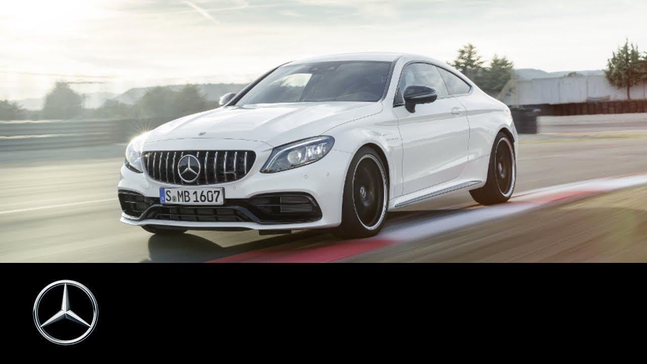 Lanzamiento de los nuevos Mercedes-AMG C 63 / 63 S