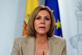 Cospedal recibió a Villarejo en su despacho de Génova en 2009, en una reunión organizada por su marido