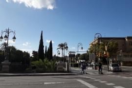 Tregua de lluvias en Baleares