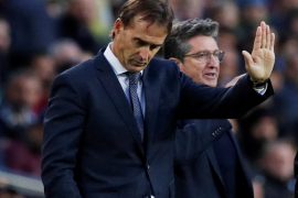 El mensaje de Lopetegui tras ser despedido del Real Madrid