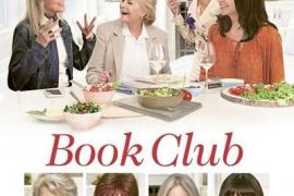 Proyección de la película 'Book club' en el Auditori d'Alcúdia