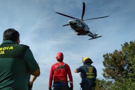 Herida crítica una mujer tras precipitarse desde un acantilado en Valldemossa