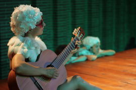 Els Pirates Teatre lleva 'Somni d'una nit d'estiu' al Teatre del Mar
