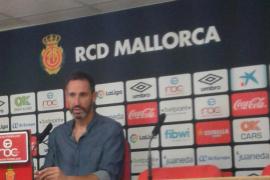 Vicente Moreno: «Ni tiramos la Copa ni renunciamos a nada»