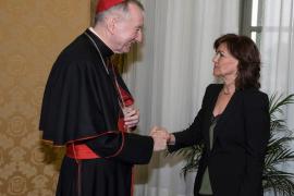 El Vaticano precisa que no se ha pronunciado sobre el lugar de la inhumación de Franco y que ve oportuno el diálogo