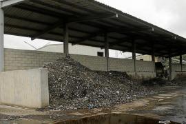 Proyectan una nueva planta de lodos en el Corral Serra de Santa Margalida