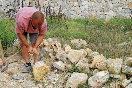 La 'pedra en sec', a punto de convertirse en patrimonio inmaterial de la humanidad