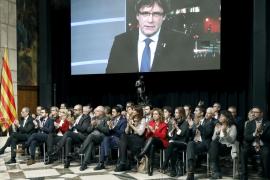 Puigdemont activa un Consejo para «hacer república» desde Bruselas
