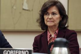 Carmen Calvo: «Si la familia de Franco opta por la Almudena, la Iglesia ha de actuar»