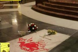 Profanada la tumba de Franco