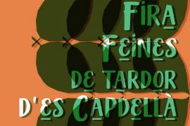Es Capdellà celebra su tercera Fira de les Feines de Tardor