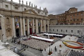 Los restos óseos hallados en la embajada del Vaticano podrían ser de una joven desaparecida hace 35 años