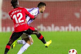 El Mallorca se complica su futuro en la Copa