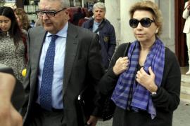 Munar reitera ante la juez del 'caso Voltor' que está enferma y se niega a declarar