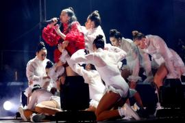 Rosalía se corona en Madrid
