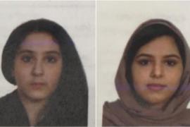 Investigan la muerte de dos hermanas saudíes halladas en un río de Nueva York