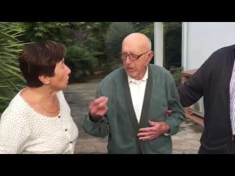 Vicente Cañellas, de Son Sardina, cumple 100 años en familia