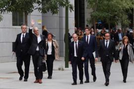 La Abogacía no acusará de rebelión a los líderes del 'procés'