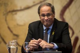 Torra convoca una reunión de urgencia del Govern tras la acusación de la Fiscalía