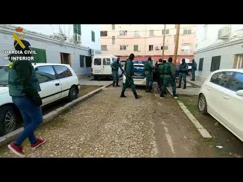 Detienen a dos hombres y tres mujeres por numerosos robos con fuerza en Mallorca