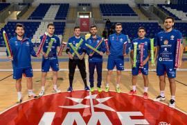 El Palma Futsal defiende el liderato en Son Moix