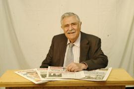 Fallece a los 90 años el periodista Pere A. Serra, que fue director y editor de Ultima Hora