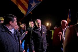 Torra: «Presidente Sánchez, le retiramos el apoyo. No votaremos los presupuestos»