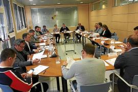 Los alcaldes de Mallorca solicitan que sea el dinero de la 'ecotasa' el que se destine a ayudar al Llevant
