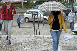 Las lluvias de octubre en Mallorca pulverizan los récords históricos de varios municipios