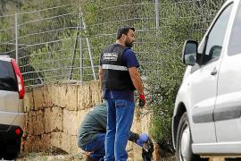 La Guardia Civil cree que hay dos o tres implicados en el homicidio de Cala Pi