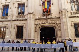 La Plataforma Antiautopista pide parar el «despropósito» de la vía Llucmajor-Campos