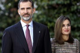 Mensaje de condolencia de los Reyes por el fallecimiento de Pere A. Serra
