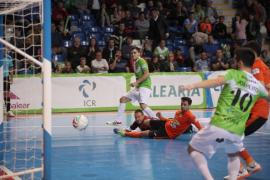 El Palma Futsal refuerza su liderato