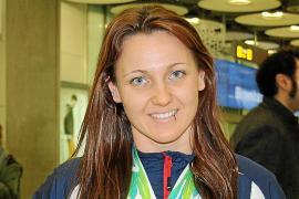 «Las medallas me dan confianza, pero la meta es Londres»