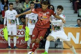 La derrota de ElPozo ante el Segovia hace más líder al Palma Futsal